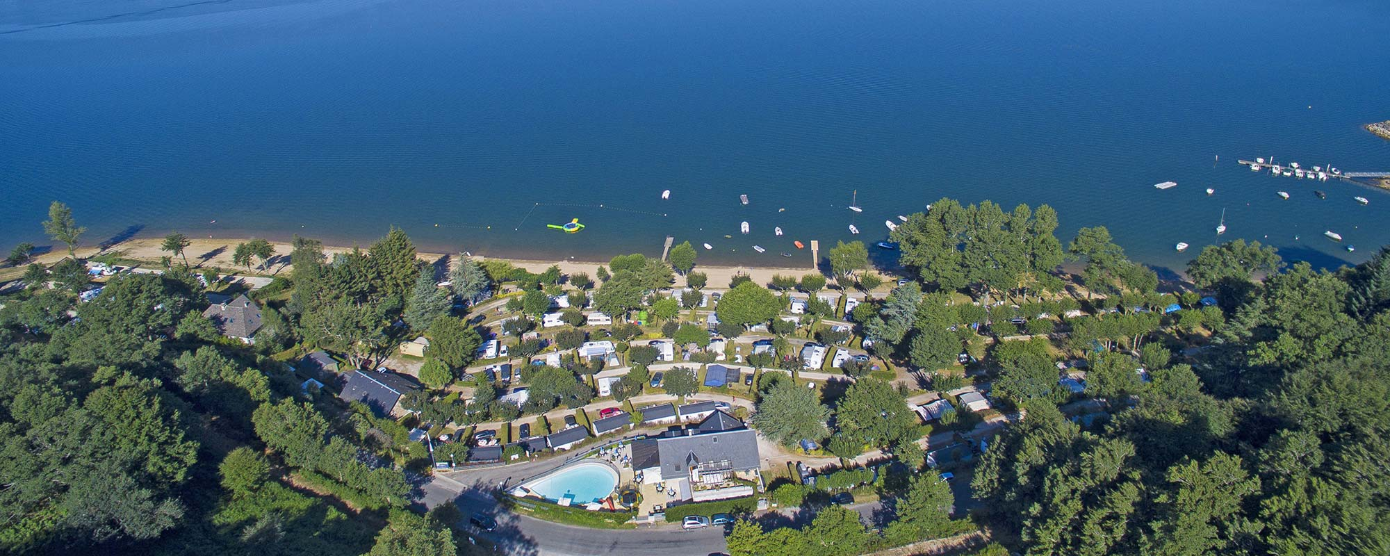 Contact camping Beau Rivage Aveyron